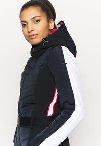 Luhta - ELGMO - Spodnie narciarskie - dark blue - 6