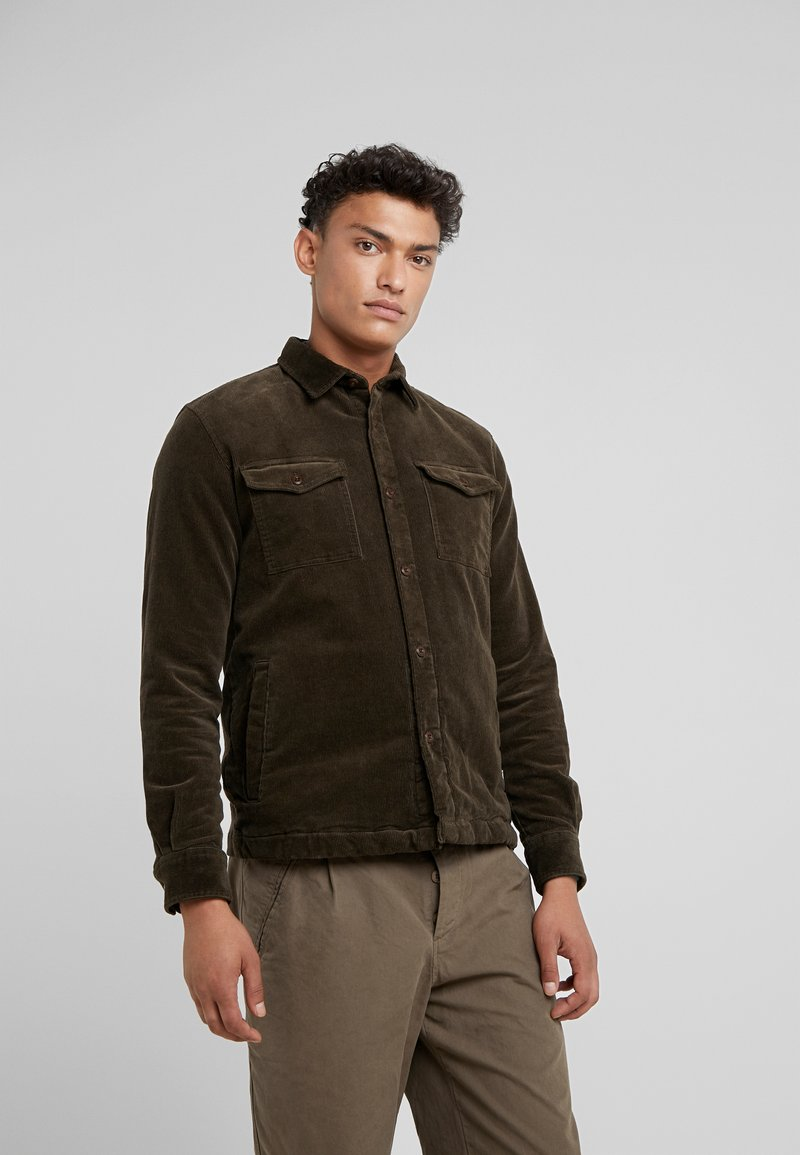 Barbour - OVERSHIRT - Shirt - olive