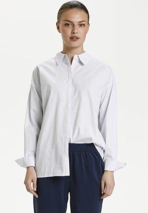 Skjortebluser - light blue striped