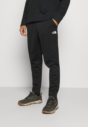 MENS SURGENT CUFFED PANT - Trainingsbroek - black