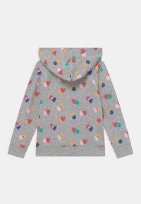Blue Seven - KIDS GIRLS  - Zip-up sweatshirt - nebel melange - 1