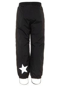 Molo - HEAT BASIC - Zimní kalhoty - black - 1