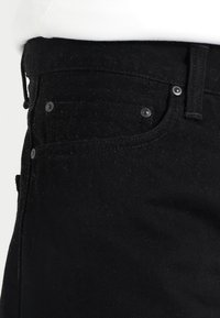 Carhartt WIP - KLONDIKE PANT MAITLAND - Straight leg jeans - black rinsed - 3