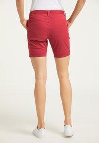 DreiMaster - Shorts - rot - 2