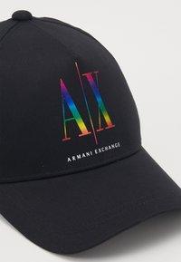 Armani Exchange - Kšiltovka - nero - 3
