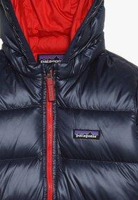Patagonia - BABY HOODY UNISEX - Down jacket - neo navy - 3