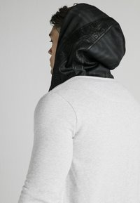 SIKSILK - ZIP THROUGH HOODIE - Sudadera con cremallera - grey - 5