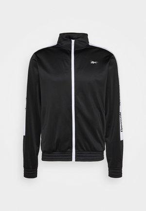 TRACK JACKET - Training jacket - black