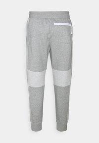Nike Sportswear - AIR PANT - Tracksuit bottoms - dark grey heather/white - 1