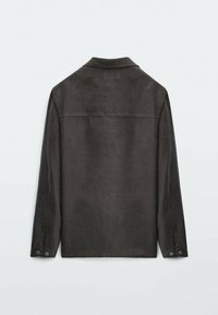 Massimo Dutti - Shirt - dark grey - 1