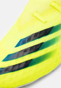 adidas Performance - X GHOSTED.2 FG - Kopačky lisovky - solar yellow/footwear white/royal blue - 5