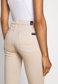 7 for all mankind - COLSLIILL - Trousers - beige - 5