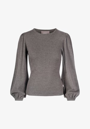 MERINO  - Sweatshirt - brown