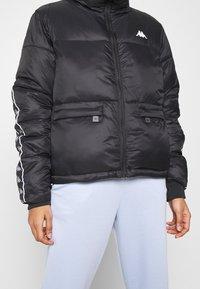 Kappa - HEDORA - Winter jacket - caviar - 4