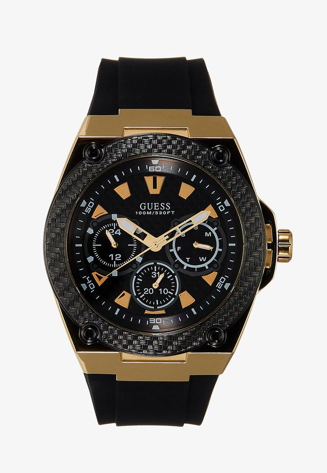 SPORT - Horloge - gold-coloured/black