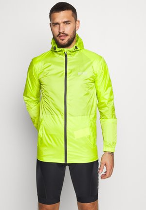 PACK IT  - Waterproof jacket - electriclime