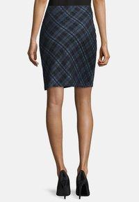 Betty Barclay - Pencil skirt - dark blue/blue - 2