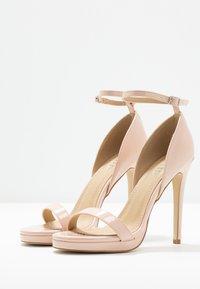RAID - REAGAN - Sandaler med høye hæler - nude - 4