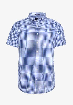BROADCLOTH GINGHAM SLIM - Shirt - college blue