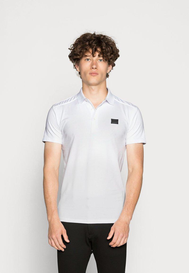 Antony Morato - SPORT PLAQUETTE - Polo shirt - bianco