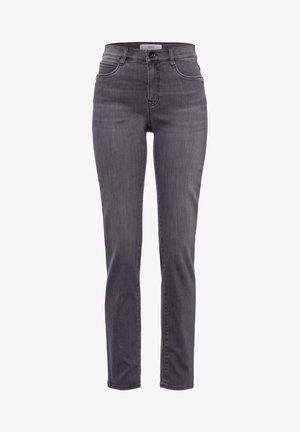 STYLE MARY - Slim fit jeans - used grey
