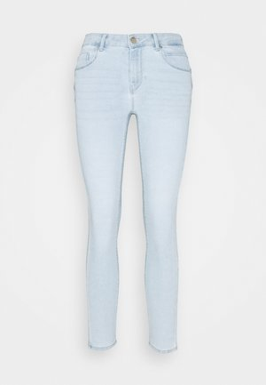 ONLDAISY LIFE PUSH UP - Jeans Skinny Fit - light blue denim