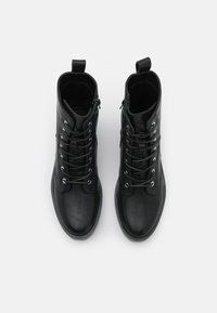 Even&Odd - Platform ankle boots - black - 5