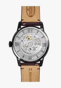 Fossil - Watch - dark brown - 1