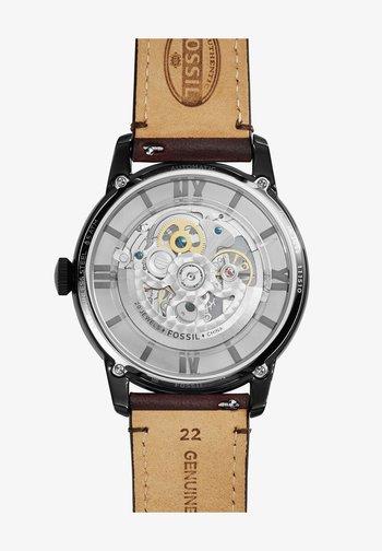 Reloj - dark brown