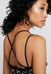 Sista Glam - RUBBY - Occasion wear - nude/black