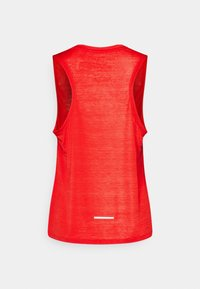 The North Face - UP WITH THE SUN TANK  - Topper - horizon red - 1