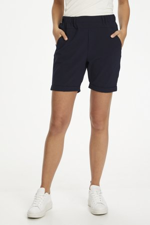 JILLIAN SOFIE  - Shorts - midnight marine