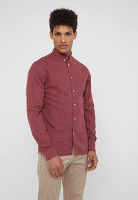 Les Deux - DESERT - Shirt - burgundy - 0