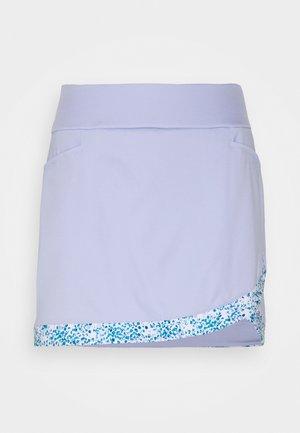 PRINTED SKORT - Falda de deporte - violet