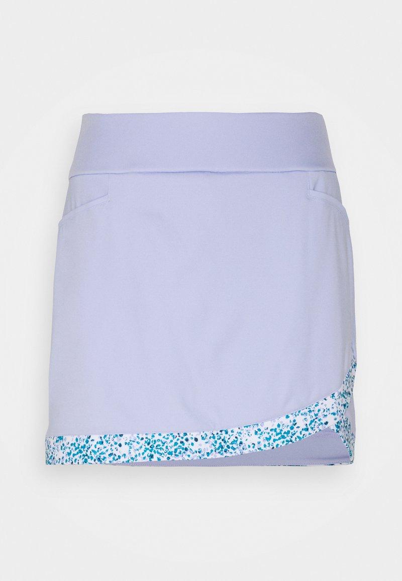 adidas Golf - PRINTED SKORT - Sports skirt - violet