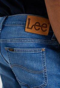 Lee - RIDER  - Denim shorts - jaded - 4