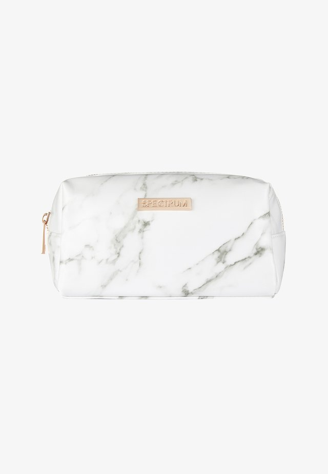 MARBLE BAG - Toilettas - -
