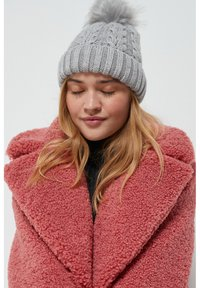 Next - Winter coat - pink - 4