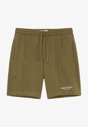 Shorts - marsh brown