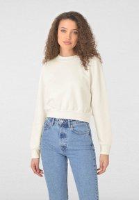 Ro&Zo - Sweatshirt - off-white - 0