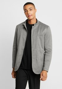 Piazza Italia - GIACCONE - Light jacket - grey - 3