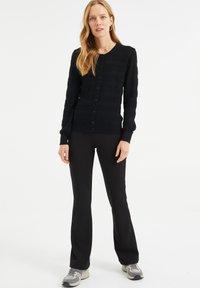 WE Fashion - Vest - black - 1
