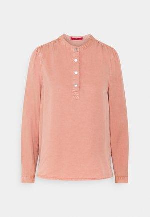 Langarmshirt - blush