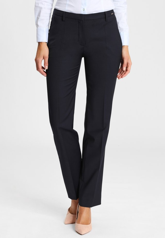 CISENZA - Trousers - navy