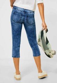 Street One - Denim shorts - blau - 2