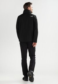 The North Face - SANGRO - Hardshell jacket - black - 3