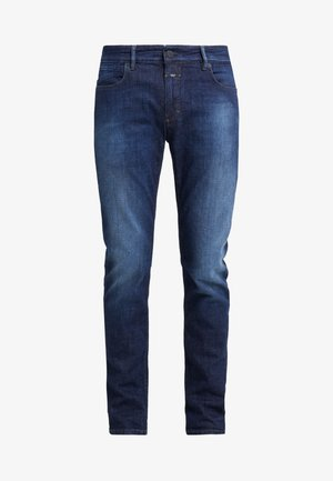 UNITY  - Jeans Tapered Fit - dark blue