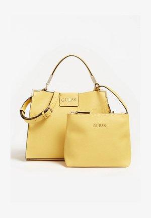 CATANIA - Handbag - gelb