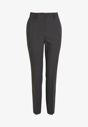 SLIM TROUSERS - Pantaloni - grey
