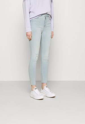 IVY - Vaqueros pitillo - light-blue denim